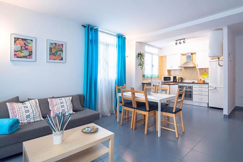Apartamento Torquise- Hogar Vera Valencia